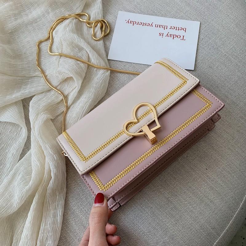 High-end bag handbags new 2019 Korean version of the wild sm