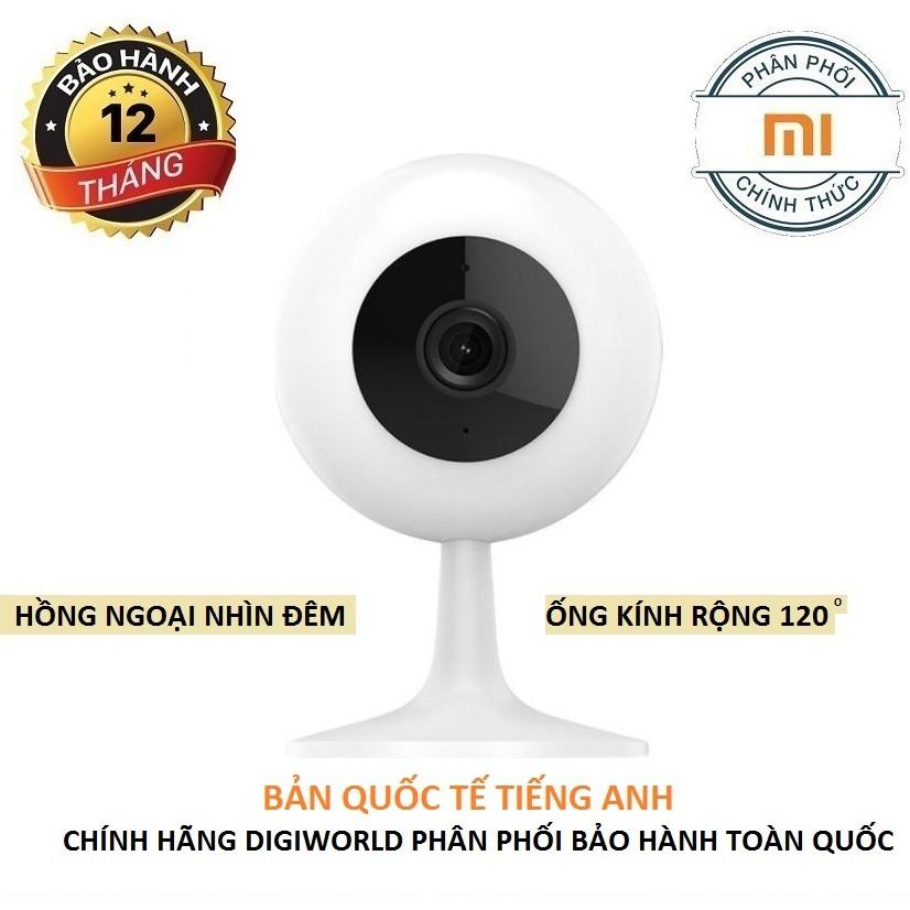 Camera Xiaomi Mini Basic 720p - Hãng phân phối chính thức