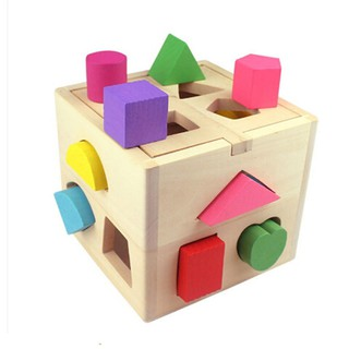 swank Baby educational toys wooden building block toddler toys for learning toy tool brilliant
