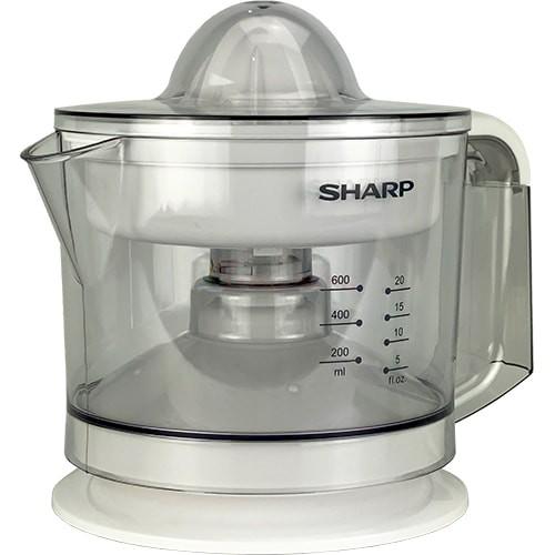 Máy vắt cam Sharp 0.6 lít EJ-J256-WH - Hàng chính hãng