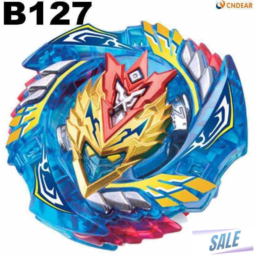 Mới Con Quay Đồ Chơi Beyblade Burst B127 Cho-br Valkyrie B128 4d 108356703