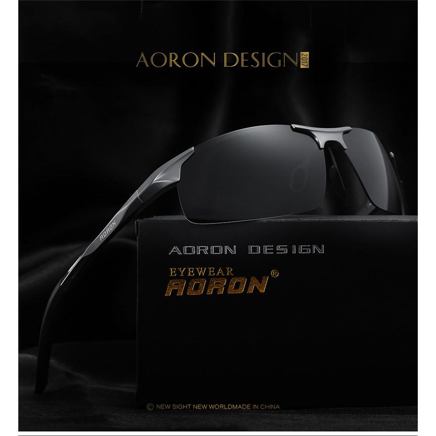 Mắt kính Aoron thời trang phân cực chính hãng - 2664253 , 1314715887 , 322_1314715887 , 350000 , Mat-kinh-Aoron-thoi-trang-phan-cuc-chinh-hang-322_1314715887 , shopee.vn , Mắt kính Aoron thời trang phân cực chính hãng