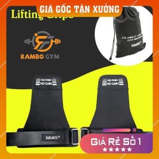 [FREE SHIP] Phụ kiện gym - Lifting Grips chính hãng Aoilikes thumbnail