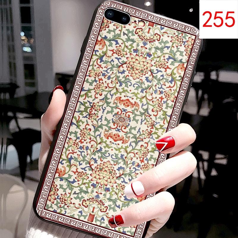 Palace Style Case For Huawei V10 Nova 4 Soft Cover Nova 3 3i 3e Casing Emboss
