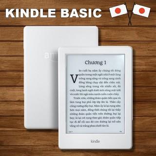 Máy Đọc Sách Kindle Basic Máy Cũ Xuất Xứ Nhật Mỹ