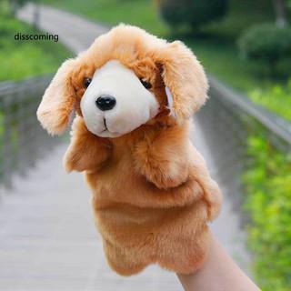 Con Rối Đeo Tay Hình Chú Chó Nhồi Bông Đáng Yêu Cho Bé thumbnail