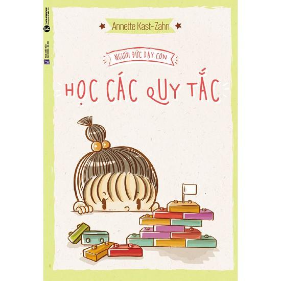 Sách - Người Đức dạy con: Học các quy tắc (TB)