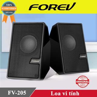 Loa vi tính Forev FV-205 ♥️Freeship♥️ Loa máy tính Forev
