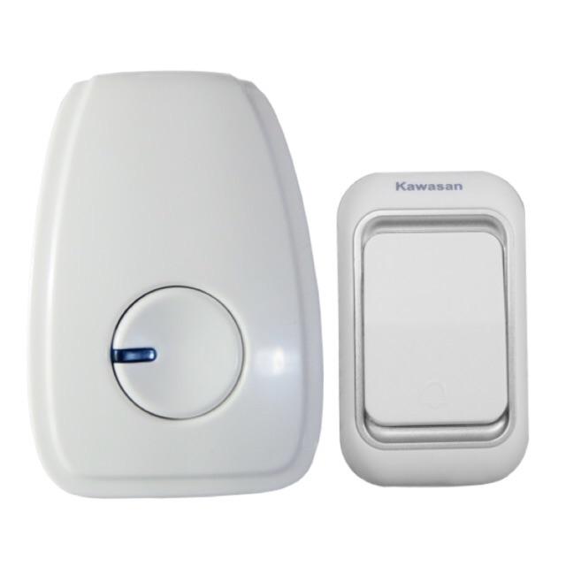 [SALE 10%] Chuông cửa không dây Kawasan KW-DB667D - 21488971 , 103024231 , 322_103024231 , 199000 , SALE-10Phan-Tram-Chuong-cua-khong-day-Kawasan-KW-DB667D-322_103024231 , shopee.vn , [SALE 10%] Chuông cửa không dây Kawasan KW-DB667D