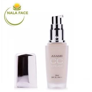 Kem nền Asami CC Cream 30ml SPF35 dưỡng ẩm, chống nắng, cho lớp nền hoàn hảo thumbnail