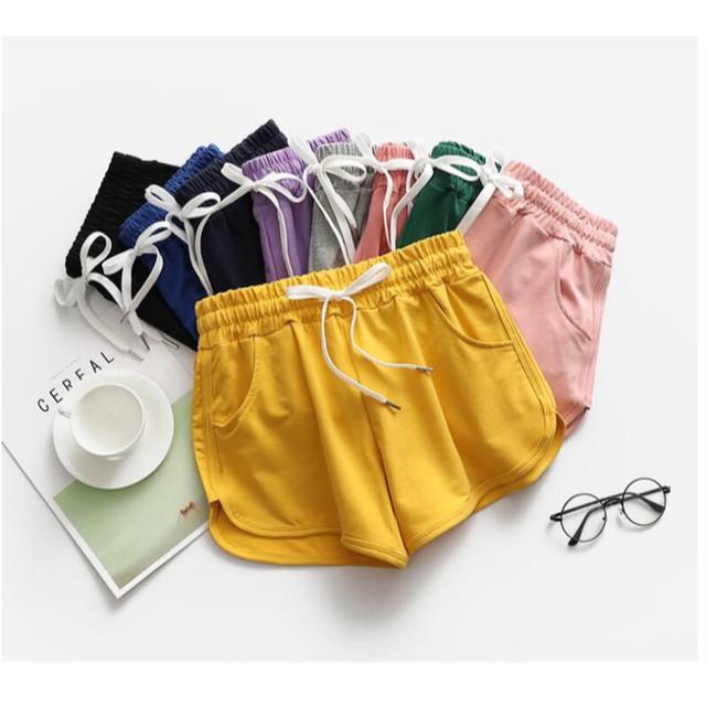 quần short chất thun đẹp.