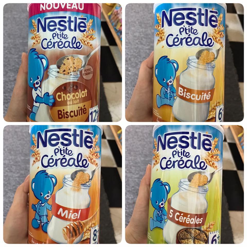 Bột lắc sữa Nestle Cerelac cho bé từ 6 tháng tuổi9
