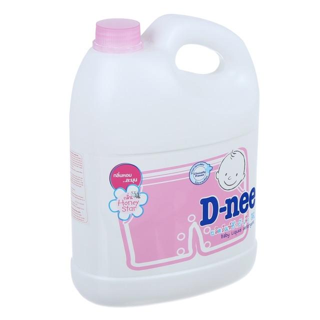 Nước giặt xả 2 trong 1 Dnee