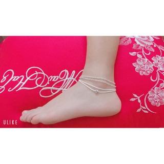 Lắc đeo chân dành cho bạn nữ thumbnail