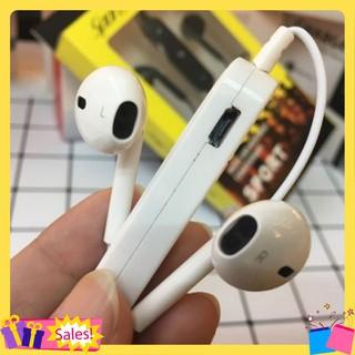Tai nghe Bluetooth sports giá rẻ dùng cho tất cả điện thoại