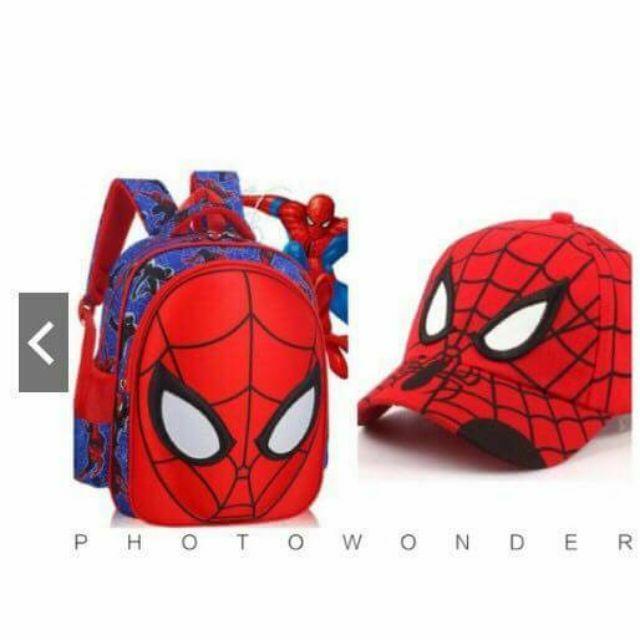 Ba lô + mũ người nhện, Ba lô người nhện cho bé, ba lô mẫu giáo, ba lô giá rẻ - 2476971 , 281328988 , 322_281328988 , 170000 , Ba-lo-mu-nguoi-nhen-Ba-lo-nguoi-nhen-cho-be-ba-lo-mau-giao-ba-lo-gia-re-322_281328988 , shopee.vn , Ba lô + mũ người nhện, Ba lô người nhện cho bé, ba lô mẫu giáo, ba lô giá rẻ