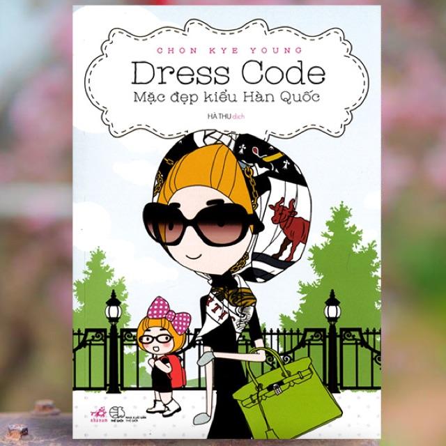 Dress code Mặc đẹp kiểu Hàn quốc