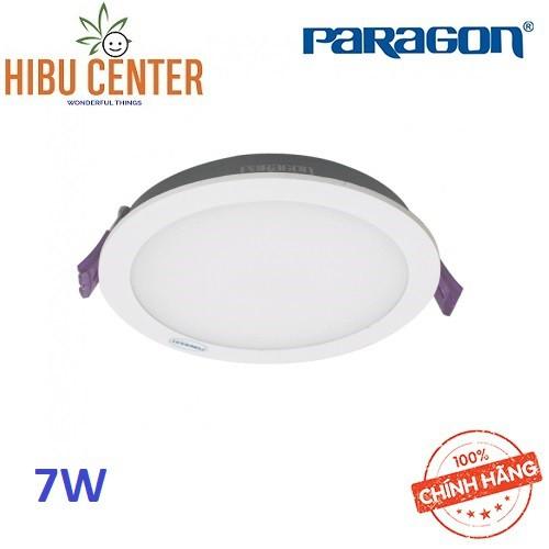Bộ Đèn LED Paragon Downlight 7W/ 9W/ 12W Dân Dụng (PRDMM Series) Ánh Sáng Vàng/ Trung Tính/ Trắng. Hàng Chính Hãng