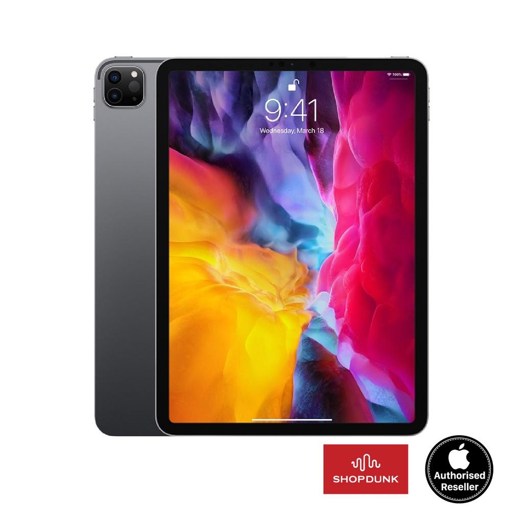 Máy Tính Bảng Apple iPad Pro 11 inch 2020 128GB (wifi + 4G) - Hàng Chính Hãng