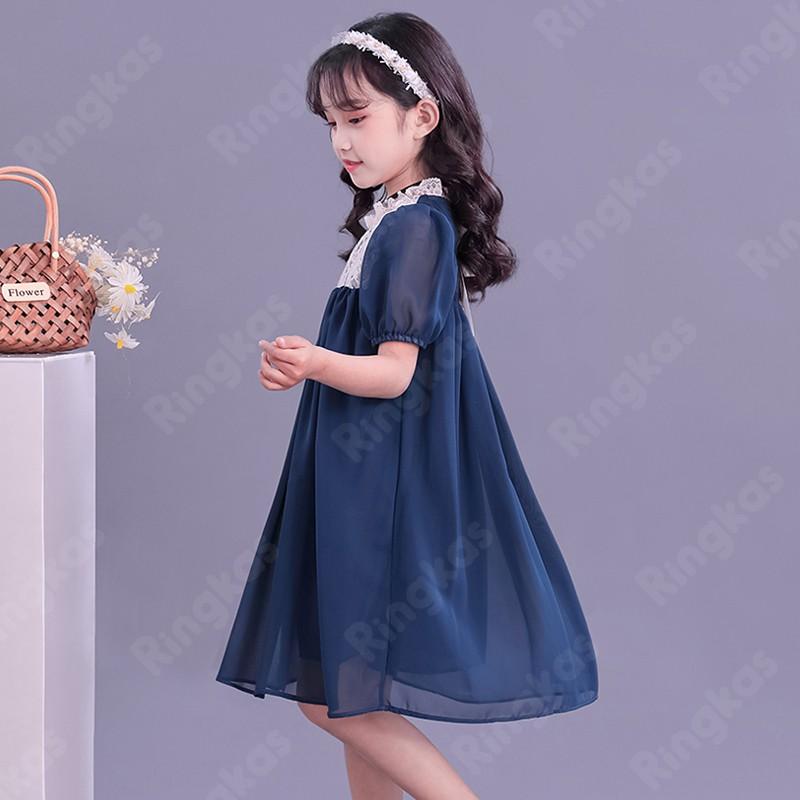 Váy bé gái Đầm bé gái Đầm Hàn Quốc Cho Bé Đầm cho bé Đầm maxi bé gái váy thiết kế cho bé gái Đầm Thời Trang Cho Bé Gái Từ 2-10 Tuổi