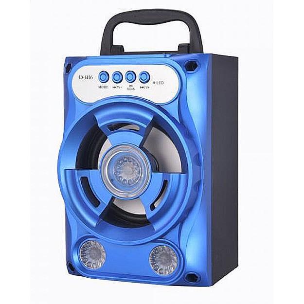 Loa bluetooth mini D-B16 giá rẻ - BH 3 tháng