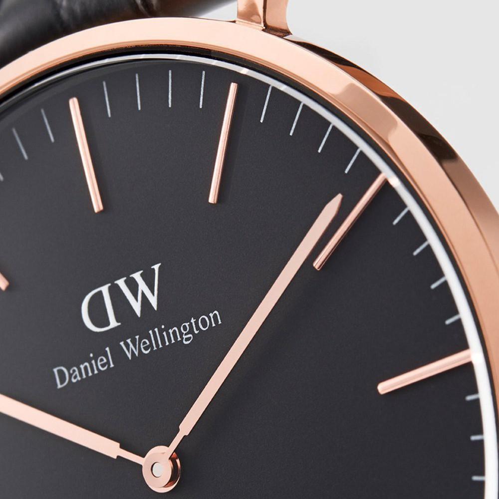 Đồng Hồ Nam Daniel Wellington Classic St. Mawes 40mm DW00100006 (0106DW)