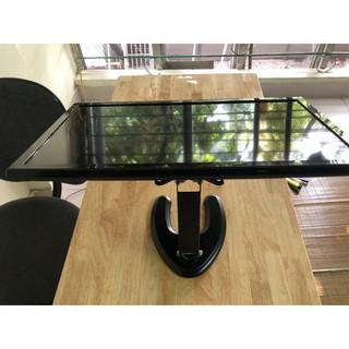 Chân đế màn hình máy tính, Chân đế màn hình tivi đa năng DK5 14 - 27 inch điều chỉnh góc nhìn tiện lợi