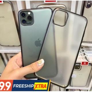 (Ốp iphone 12) lưng nhám chính hãng KST Dành Cho Các Dòng Iphone từ 7 8plus đến iphone 12 promax thumbnail