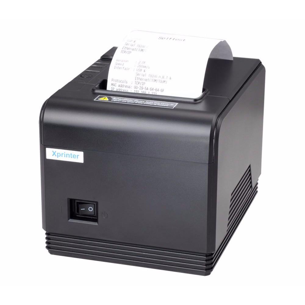 Máy in hóa đơn Xprinter Q200 Giá chỉ 1.290.000₫