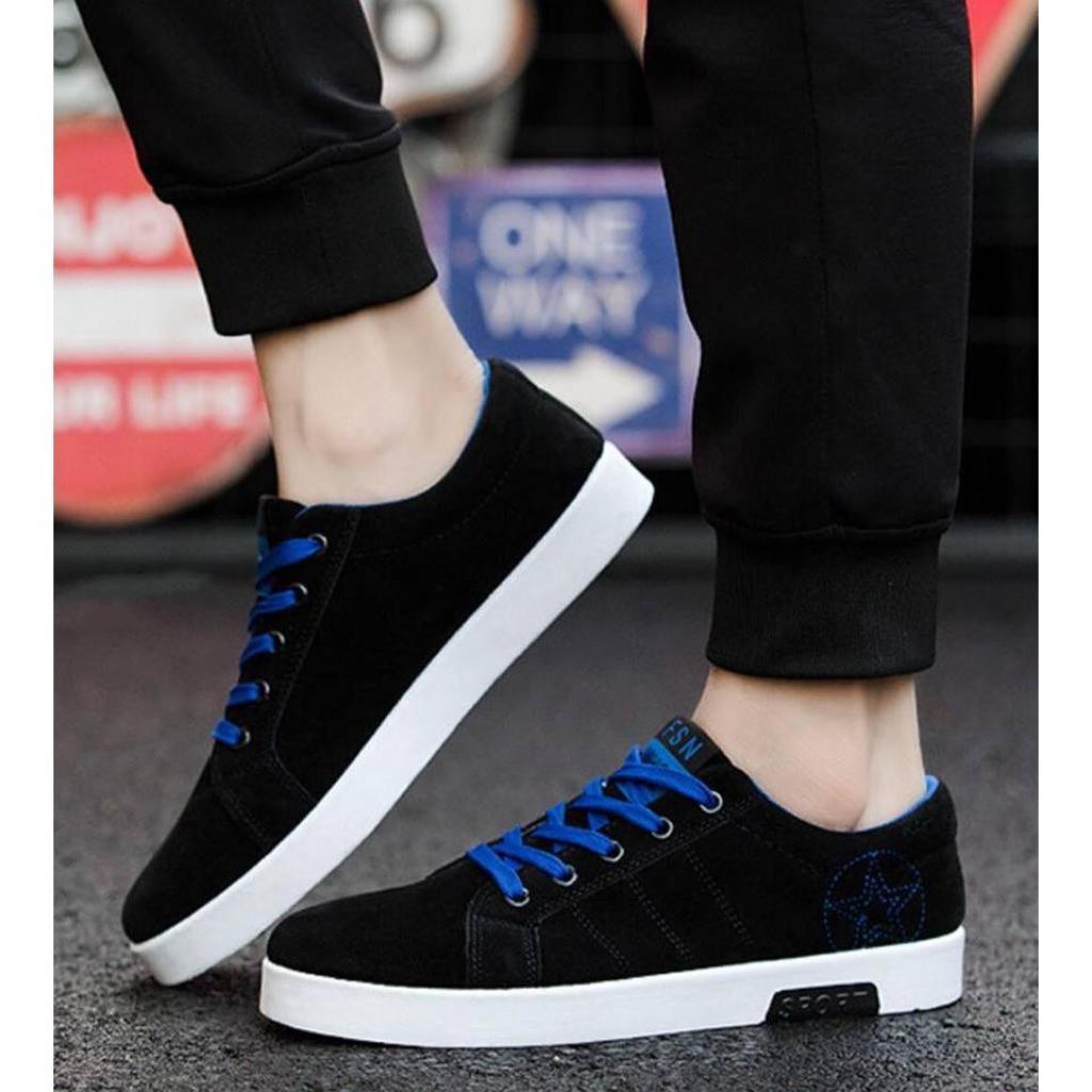 Sydney Shop รองเท้า รองเท้าผ้าใบสำหรับผู้ชาย A013ydney Shop รองเท้า รองเท้าผ้าใบสำหรับผู้ชาย A013