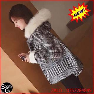 áo khoác dạ nữ đẹp