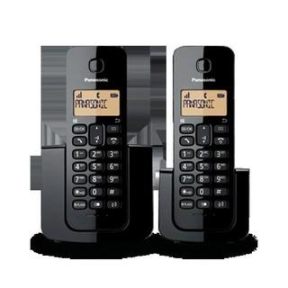 Điện thoại kéo dài Panasonic KX-TGB112 (Đen)