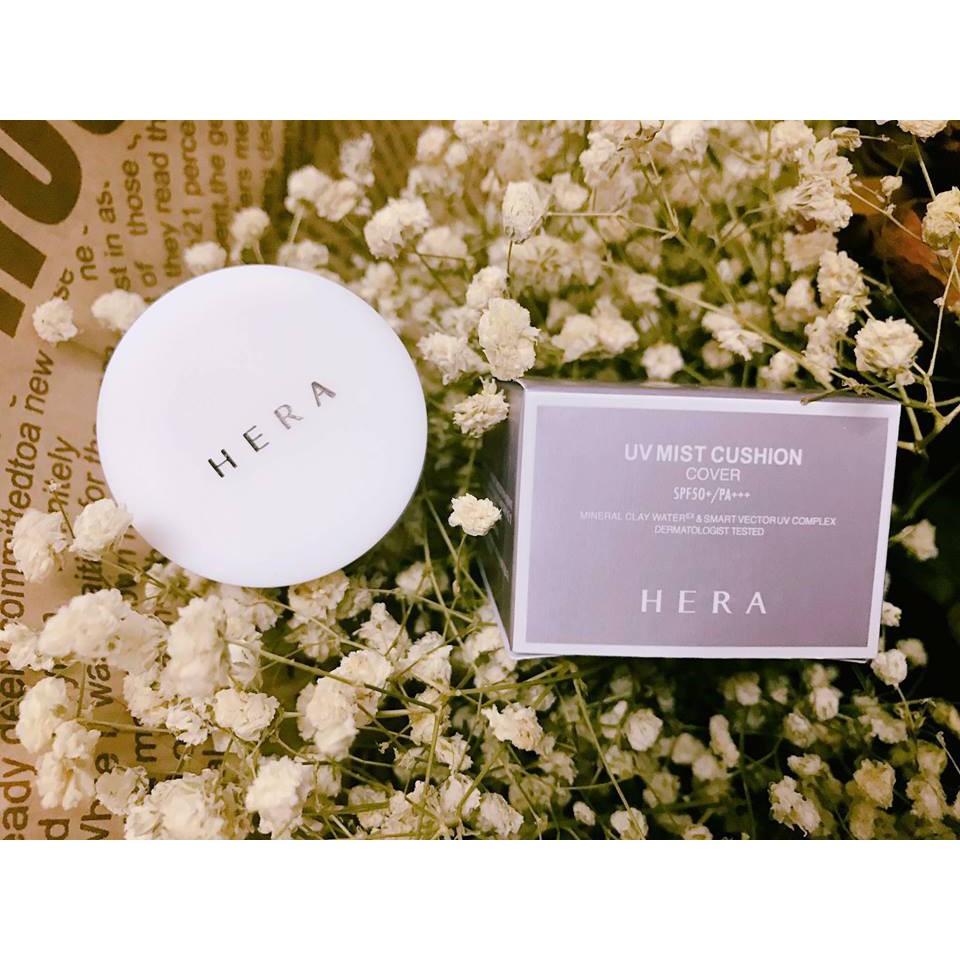 Phấn Nước Cushion Hera mini UV Mist Cushion Cover SPF50+++