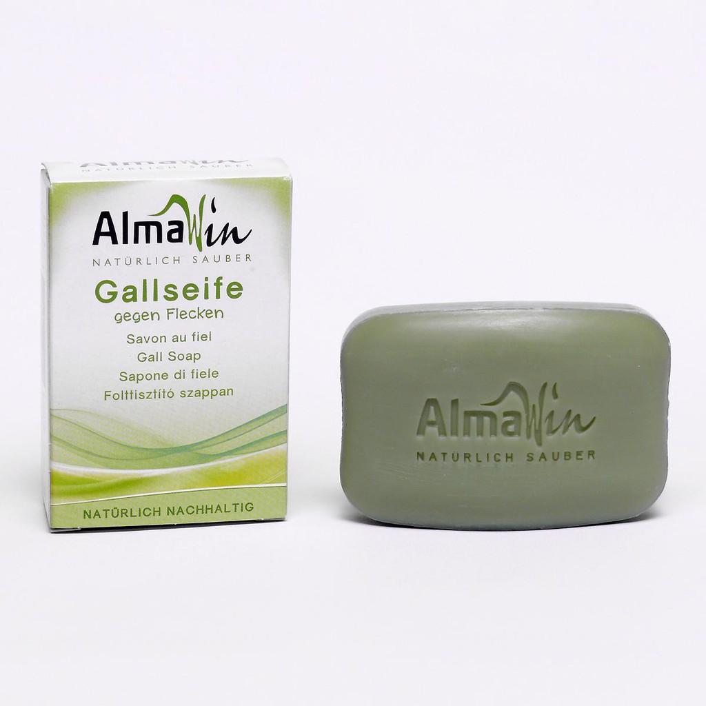 Xà phòng giặt hữu cơ hương chanh Almawin 100g