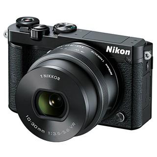 Nikon 1 J5 với Lens Kit 10-30mm (20.8)