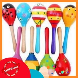 Đồ Chơi Xúc Xắc Lục Lạc Bằng Gỗ Cho Bé,đồ chơi vặn cót,đồ chơi hình thú,đồ chơi hoạt hình