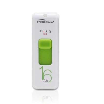 [Mã ELFLASH5 giảm 20K đơn 50K] USB PenDrive SLIQ 16GB 3.0 (Trắng)