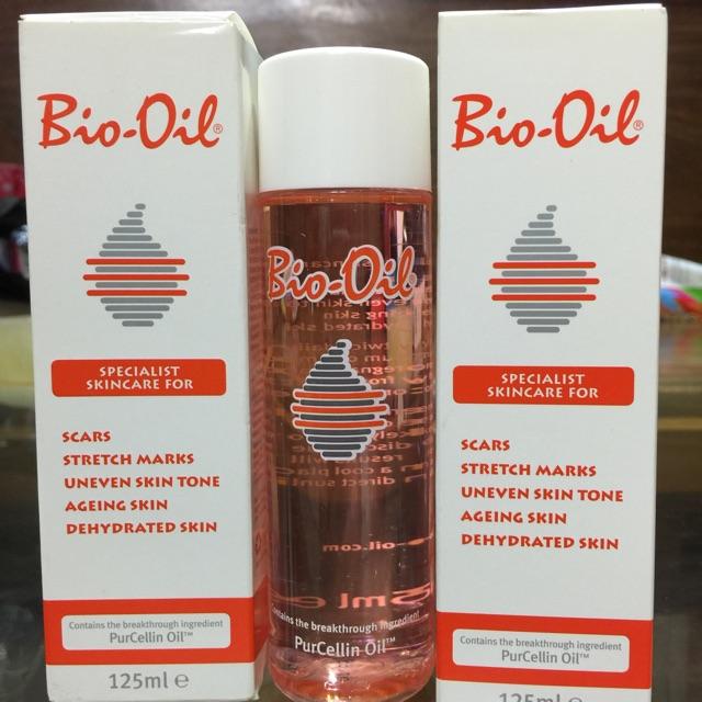 tinh dầu Bio oil