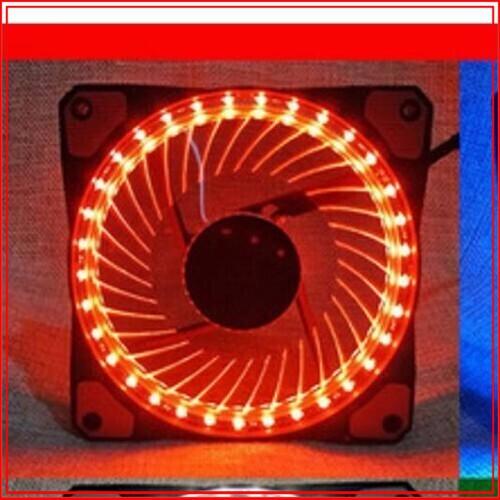 {SĂN SALE} Quạt case Matee 12cm 18 Led RGB_ Quạt làm mát máy tính