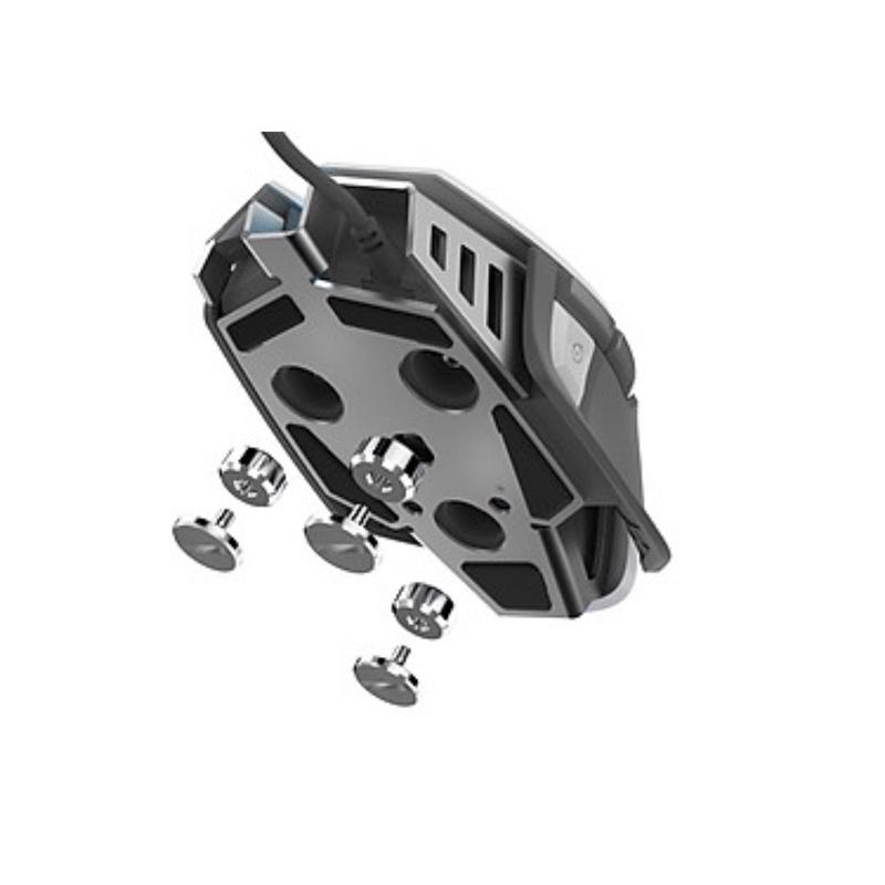 Chuột Corsair M65 RGB Elite - Hàng chính hãng - White-New