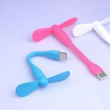 quạt USB mini 2 cánh rời siêu mát