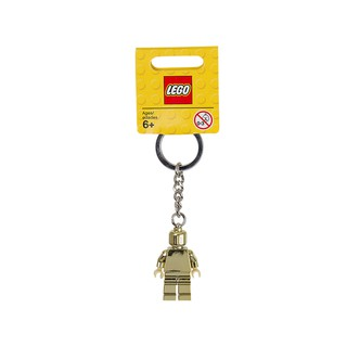 LEGO Keychain Mr Gold