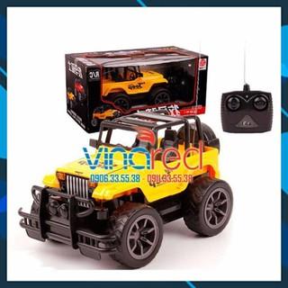 [HOTSALES] Xe Jeep Điều Khiển Từ Xa Cho Bé Giá Rẻ Nhất