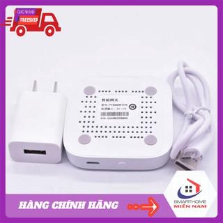 Hub Zigbee Wifi 🌐GIÁ TỐT🌐 bộ điều khiển thiết bị thông minh Tuya / Smart life – Bảo hành 12th (tùy Chọn)