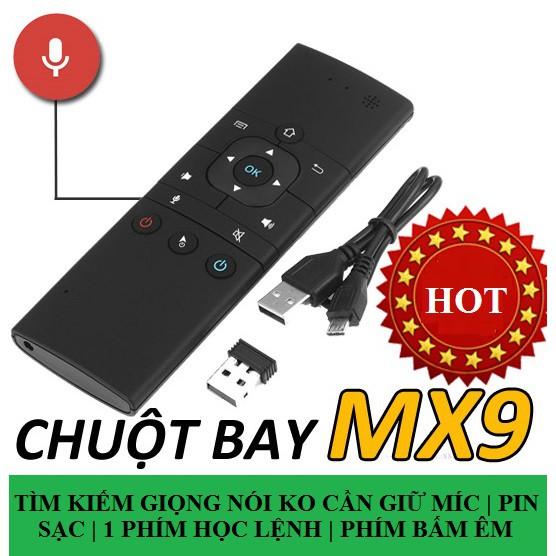 MX9 chuột bay có tìm kiếm giọng nói I Bàn phím không dây I AIR MOUSE I cho andoid box TX5, TX8 max, - 3001446 , 488914735 , 322_488914735 , 450000 , MX9-chuot-bay-co-tim-kiem-giong-noi-I-Ban-phim-khong-day-I-AIR-MOUSE-I-cho-andoid-box-TX5-TX8-max-322_488914735 , shopee.vn , MX9 chuột bay có tìm kiếm giọng nói I Bàn phím không dây I AIR MOUSE I cho an