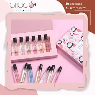 Carlotta Set Nước Hoa Mini True Love Eau De Parfum (7 chai x 4ml) thumbnail