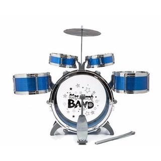 Bộ 5 trống jass drum giúp bé phát triển trí tuệ âm nhạc