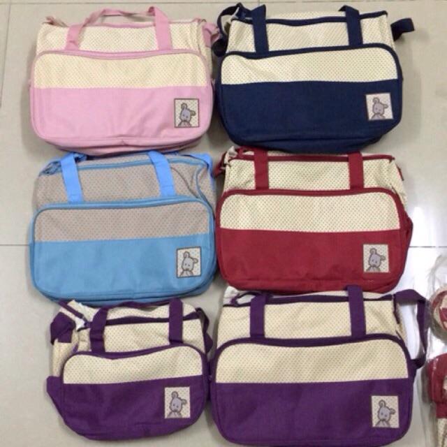 Túi 5 chi tiết dùng đựng đồ cho mẹ và bé - 2670022 , 295665998 , 322_295665998 , 180000 , Tui-5-chi-tiet-dung-dung-do-cho-me-va-be-322_295665998 , shopee.vn , Túi 5 chi tiết dùng đựng đồ cho mẹ và bé