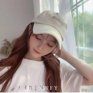 mũ phụ nữ mới mùa hè hoang dã mũ chống nắng in chữ Hàn Quốc mũ bóng chày thường mỏng và hợp thời trang thumbnail