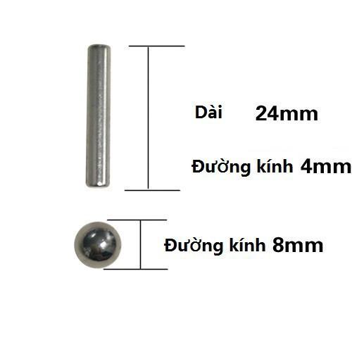 [SALE SẬP SÀN] Bộ đồ chơi xếp hình trí tuệ bằng nam châm (bi sắt) | HÀNG MỚI